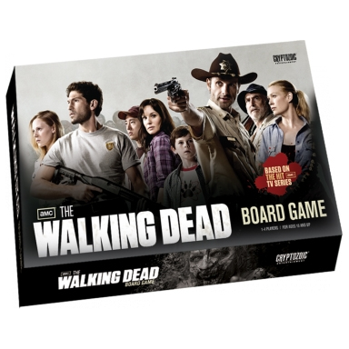 The Walking Dead Board Game