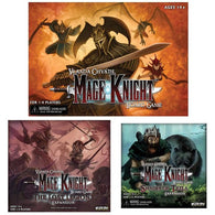 Mage Knight Bundle: Core Plus Lost Legion / Shades of Tezla Expansions