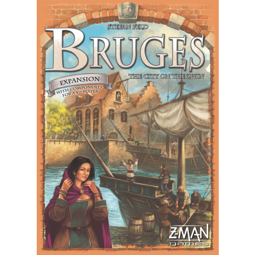 Bruges Ext: The City On The Zwin (Ext)