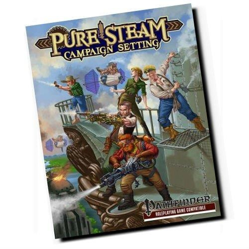 Pathfinder: Pure Steam Campaign Setting