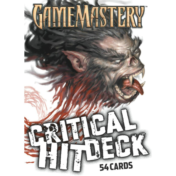 GameMastery: Critical Hit Deck Revised Edition