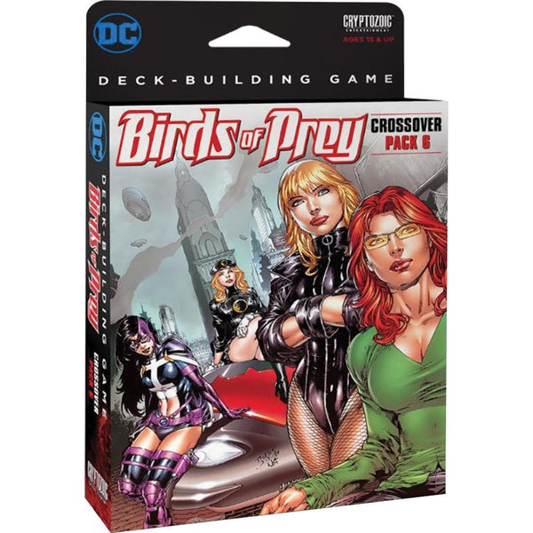 DC Comics DBG: Crossover Pack 6 - Birds of Prey Expansion
