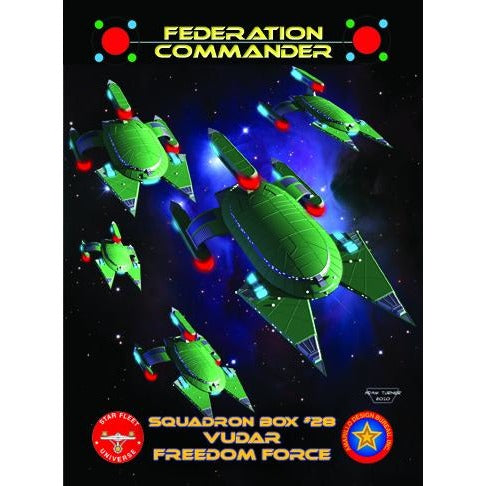 Federation Commander: Squadron Box 28