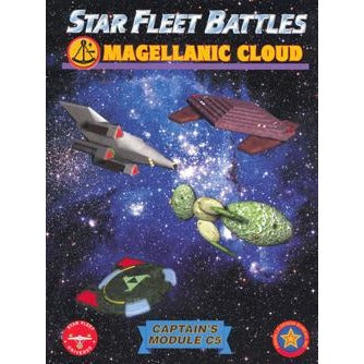 Star Fleet Battles: Module C5 - The Magellanic Cloud