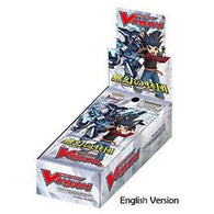 Cardfight Vanguard TCG: Infinite Phantom Legion Booster Display (15)