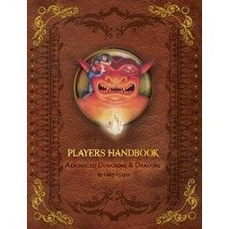 Advanced Dungeons and Dragons 1st Edition: Premium Players Handbook Hardcover