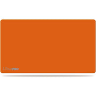 Artist Gallery Orange Playmat