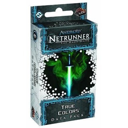 Android Netrunner LCG: True Colors Data Pack