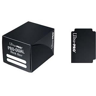 Black Small Pro-dual Deck Box