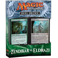 Magic the Gathering CCG: Duel Decks Zendikar Vs. Eldrazi Display (6)
