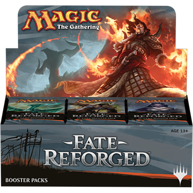 Magic the Gathering CCG: Fate Reforged Booster Display (36)