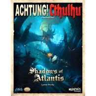 Achtung! Cthulhu RPG: Shadows of Atlantis