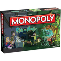 Monopoly Ricky & Morty