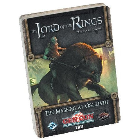 The Lord of the Rings LCG: The Massing at Osgiliath Adventure Pack