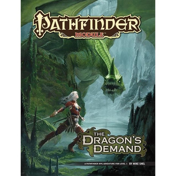Pathfinder Module: The Dragons Demand