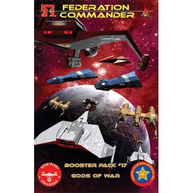 Federation Commander: Booster 17