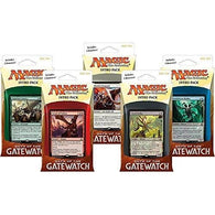 Magic the Gathering CCG: Oath of the Gatewatch Intro Pack Display (10)