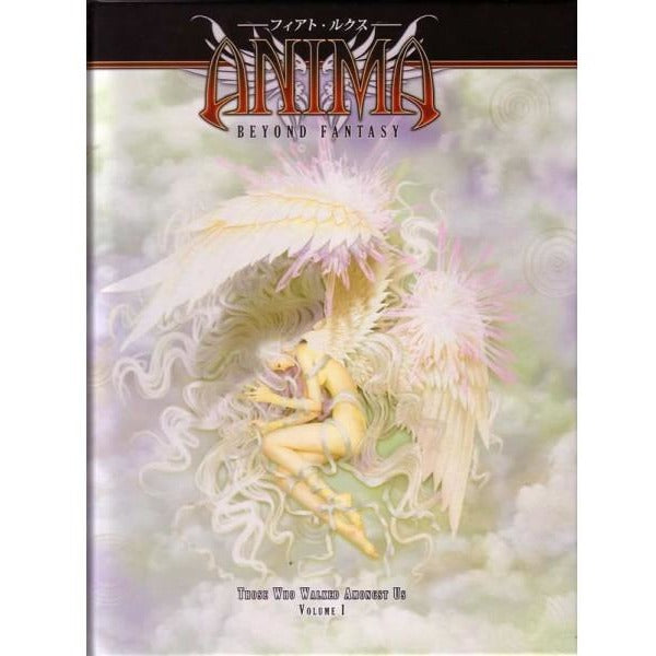Anima RPG: Those Who Walked Amongst Us Volume 1