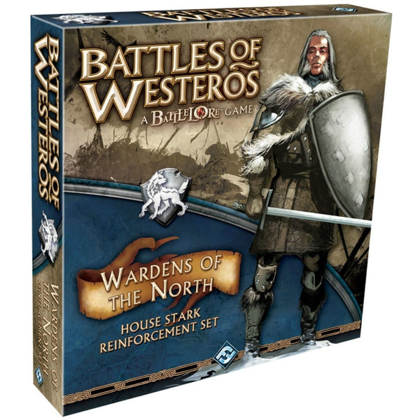 Battlelore: Battles of Westeros - Wardens of the North Reinforcement Set