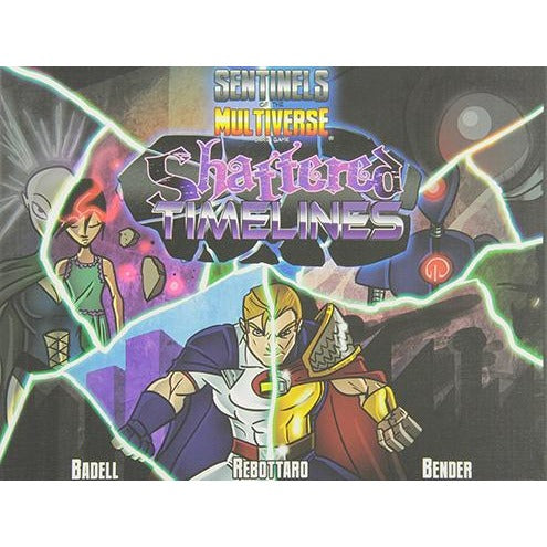 Sentinels of the Multiverse: Shattered Timelines Expansion