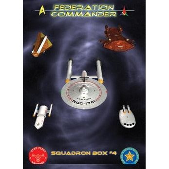 Federation Commander: Squadron Box 4