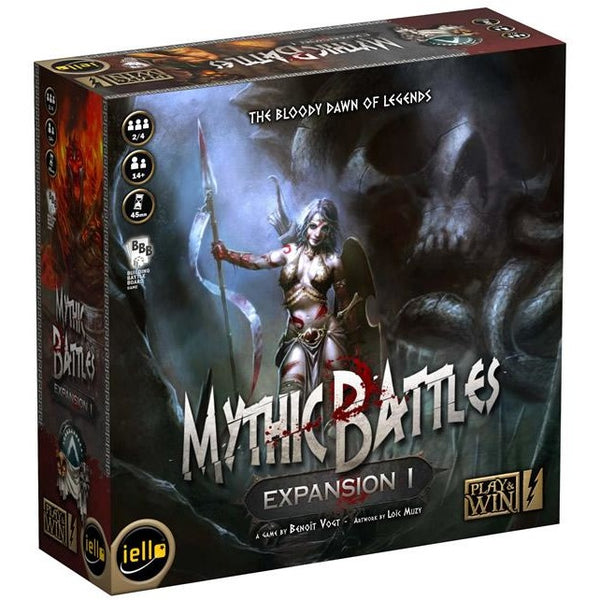 Mythic Battles: Heroes Bloody Dawn Expansion 1