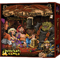 Red Dragon Inn 2 (stand alone and expansion)
