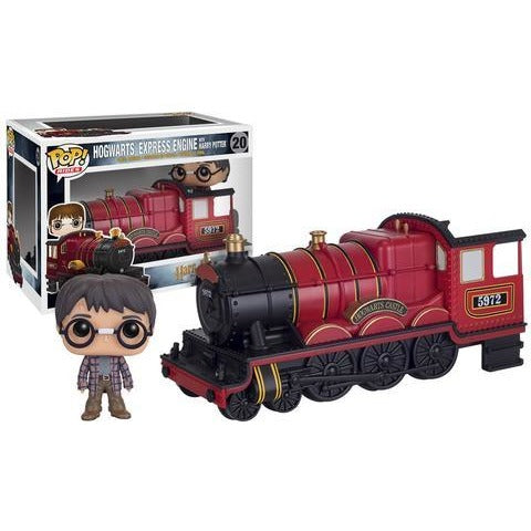 Pop! Rides: Hogwarts Express Engine With Harry Potter