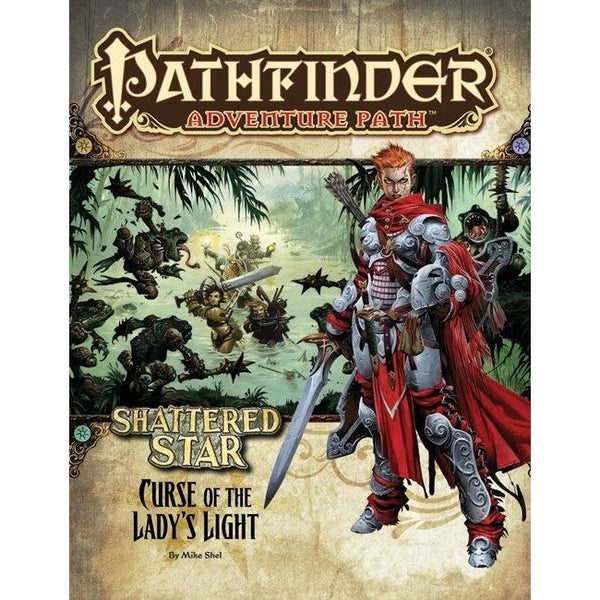 Pathfinder Adventure Path: Shattered Star Part 2 - Curse of the Ladys Light