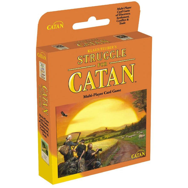 Catan: Struggle for Catan (stand alone)