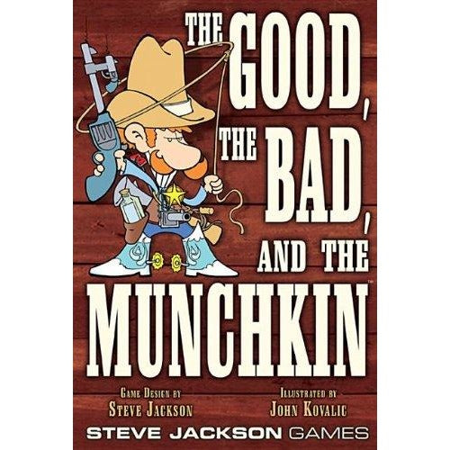 The Good, The Bad and The Munchkin