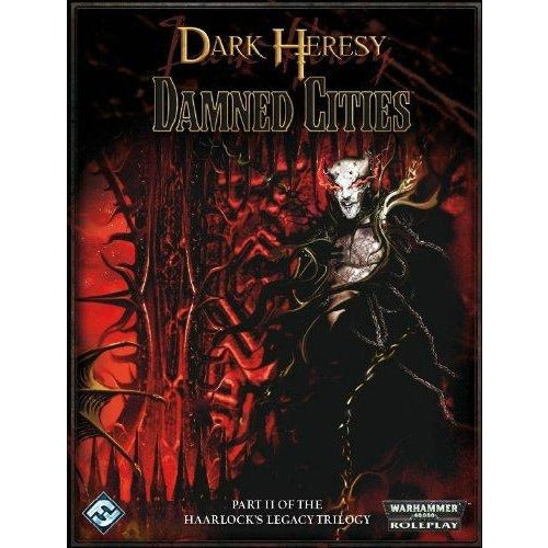 Warhammer 40K Dark Heresy RPG: Haarlocks Legacy Volume 2 - Damned Cities