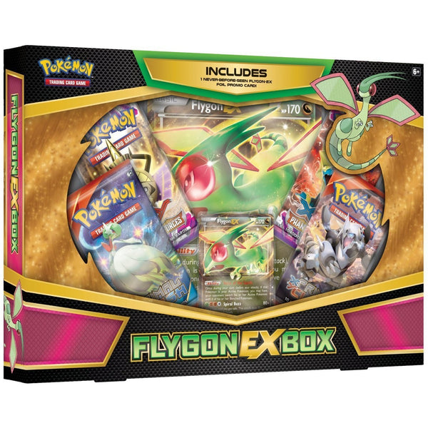 Pokemon TCG: Flygon EX Booster Box