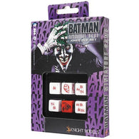 Batman Miniature Game: D6 Joker Dice Set (6)