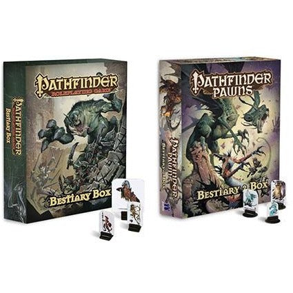 Pathfinder Pawns Bundle: Bestiary Boxes 1 Plus 2
