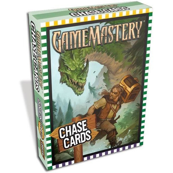 GameMastery: Chase Card Deck