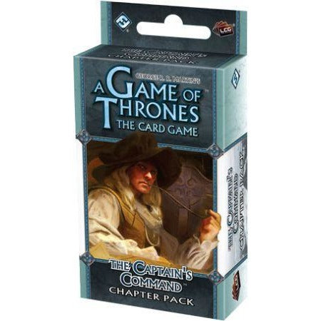 A Game of Thrones LCG: The Captains Command Chapter Pack
