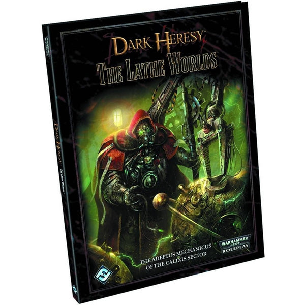 Warhammer 40K Dark Heresy RPG: Lathe of the Worlds Hardcover