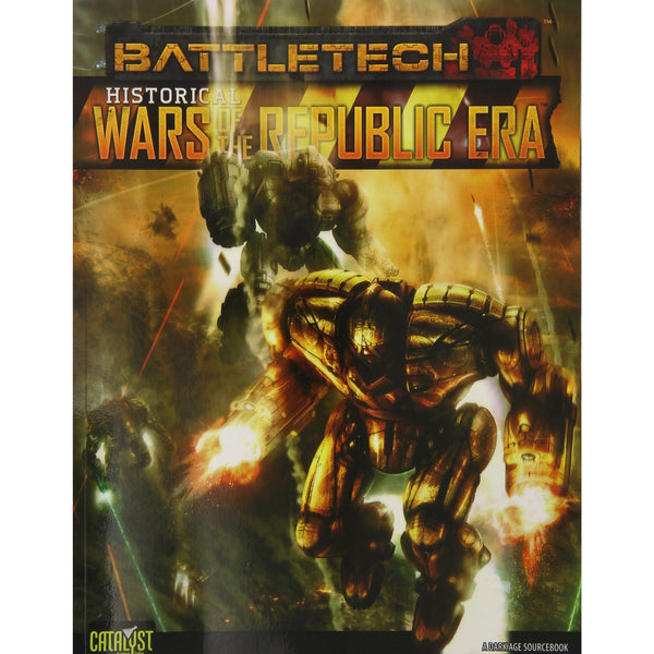 BattleTech: Historical - Wars of the Republic Era