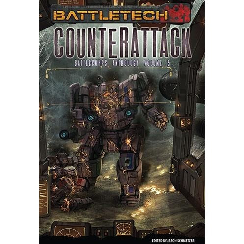 BattleTech: BattleCorps Anthology V5 Paperback