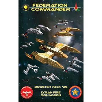 Federation Commander: Booster 25