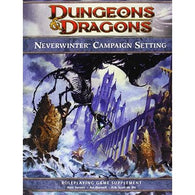Dungeons and Dragons RPG: Neverwinter Campaign Guide Hardcover