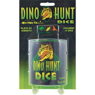 Dino Hunt Dice Game
