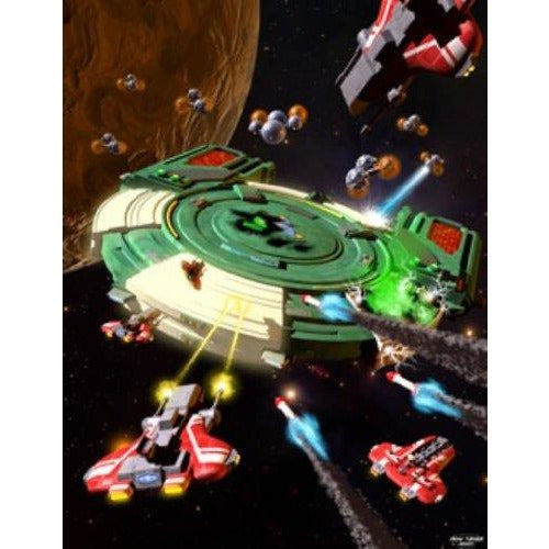 Star Fleet Battles: Module 5 Omega - Flotillas