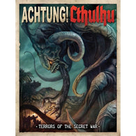 Achtung! Cthulhu RPG: Terrors of the Secret War