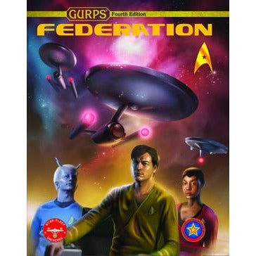 Gurps Prime Directive: Federation 4th Edition