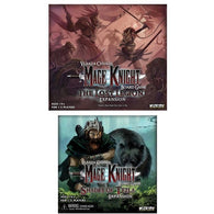 Mage Knight Bundle: Lost Legion Plus Shades of Tezla Expansion