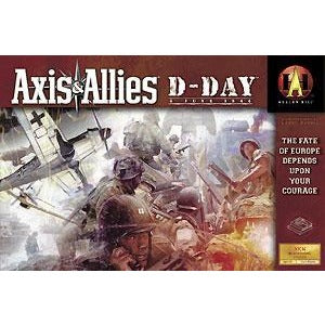 Axis and Allies: D-Day