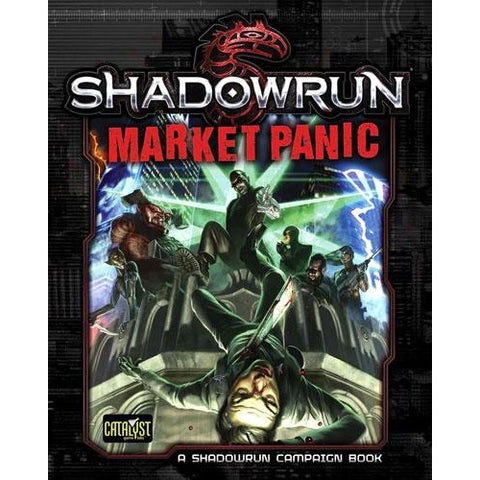 Shadowrun RPG: Corporate Book