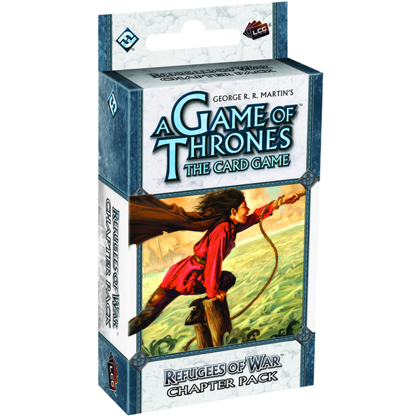 A Game of Thrones LCG: Refugees of War Chapter Pack (Reprint)